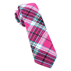 Similar Item - Fuchsia Vice Plaid Tie