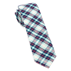 Similar Item - Turquoise Central Park Plaid Tie