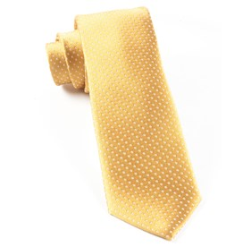 Pindot Gold Ties
