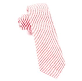Jackson Stripe Red Ties