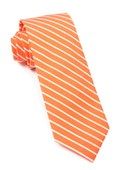 Ties - Montgomery Stripe - Melon