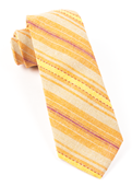 Ties - Santa Fe Stripe - Orange