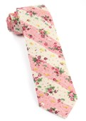 Ties - Vendimia Floral - Red