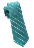 Ties - Stars In Stripes - Washed Teal