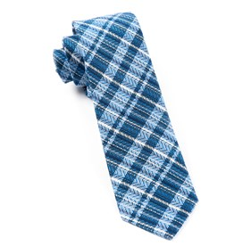 Blues Longboard Plaid By Dwyane Wade ties