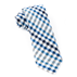 Blue Gibson Check Tie primary image