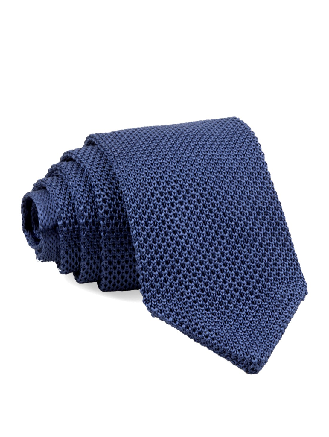 Silk Knit Ties - Handmade Silk Knit Ties - Knit Silk Neckties - Knit ...
