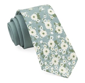 Sage Green Meyer Flowers ties