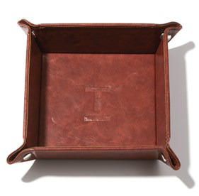 CATCH ALL TRAY BROWN GIFT SETS