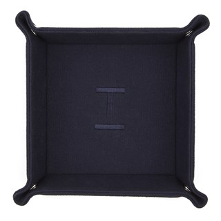 Navy Catch All Tray