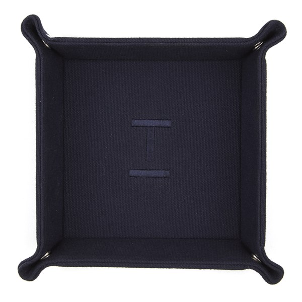 Catch All Tray Navy Gifting