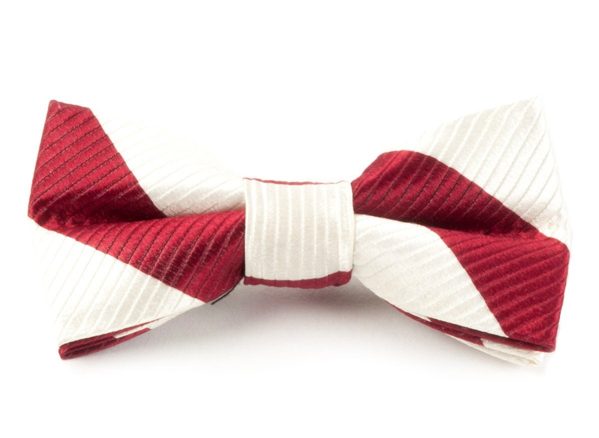 Ivory classic twill bow tie ties bow ties and pocket squares ivory classic twill bow tie ccuart Image collections