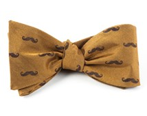 Bow Ties - ZE MOUSTACHE - CAMEL