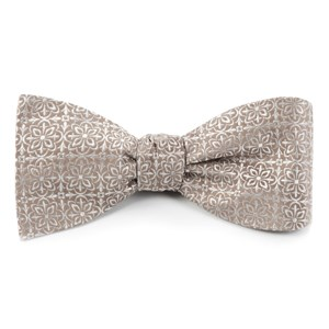 opulent champagne bow ties