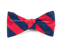 Bow Ties - CLASSIC TWILL - Red