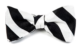 Bow Ties - CLASSIC TWILL - White