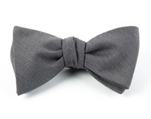 BOW TIES - DOWNTOWN SOLID - Grey