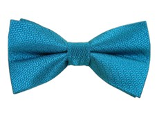 BOW TIES - STATIC SOLID - TEAL
