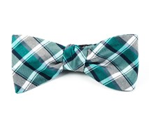 Bow Ties - MCFADDEN PLAID - POOL