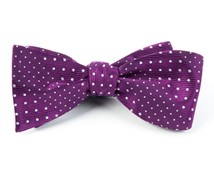 Bow Ties - PULSATING DOTS - AZALEA