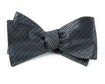 BOW TIES - OVATION SOLID - BLACK