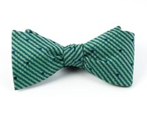 Bow Ties - FRENCH KISS - GREEN TEAL