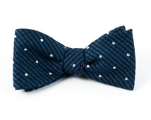 Bow Ties - French Kiss - Navy