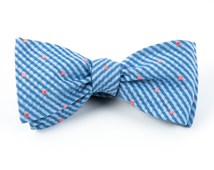Bow Ties - French Kiss - Light Blue