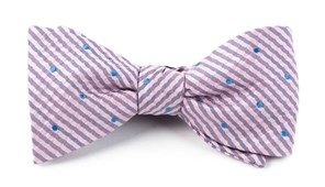 Bow Ties - French Kiss - Baby Pink