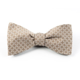 chain reaction champagne bow ties