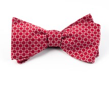 Bow Ties - CHAIN REACTION - RED