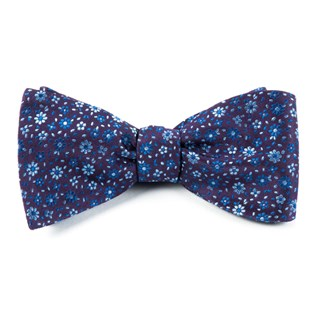 milligan flowers light purple bow ties