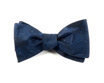 Bow Ties - Interlaced - Navy