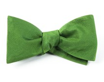 BOW TIES - GROSGRAIN SOLID - TREETOP