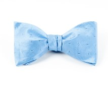 BOW TIES - INDUSTRY SOLID - LIGHT BLUE