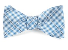 Bow Ties - PARKER PLAID - BLUES