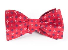 Bow Ties - OFFSHORE - RED