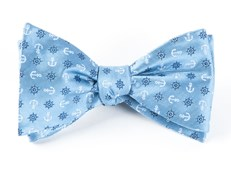 Bow Ties - OFFSHORE - LIGHT BLUE