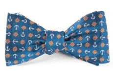 Bow Ties - OFFSHORE - SERENE BLUE