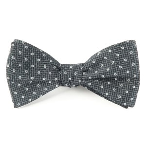 pacific polkas black bow ties