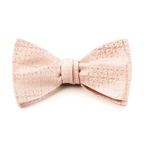 Light Pink Opulent bow ties