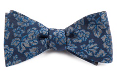 Bow Ties - Intellect Paisley - Navy