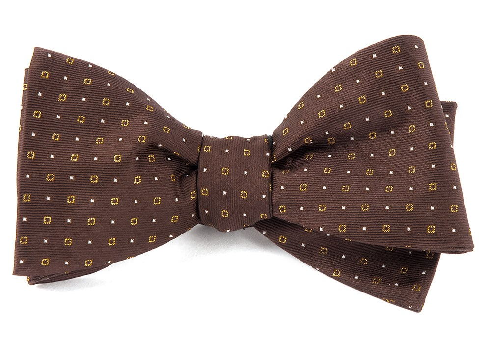 1920s Bow Ties | Gatsby Tie,  Art Deco Tie Geo Glow $19.00 AT vintagedancer.com