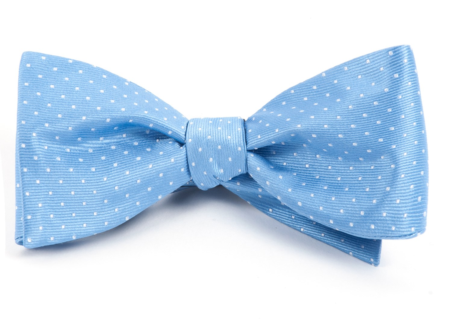 Light Blue Mini Dots Bow Tie Men S Bow Ties The Tie Bar