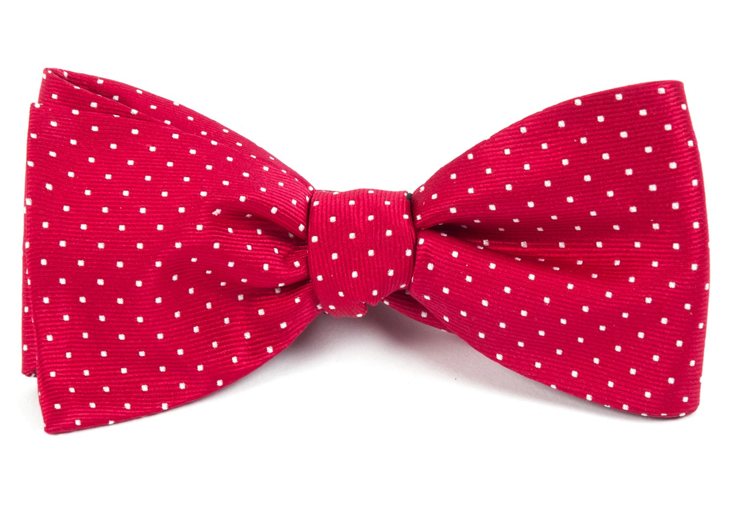 New 1920s Mens Ties & Bow Ties Mini Dots Bow Tie $19.00 AT vintagedancer.com