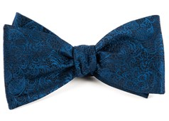 Bow Ties - Ceremony Paisley - Navy