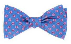 Bow Ties - Major Star - Serene Blue
