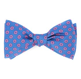 Serene Blue Major Star bow ties