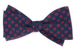 Bow Ties - Major Star - Navy