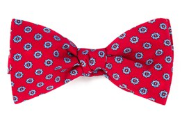 Bow Ties - Major Star - Apple Red